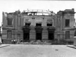 Teatro Municipal Carlos Gomes - Demolição